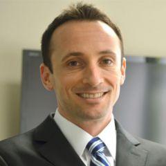 TLG Marketing CEO, Evan Lamont.
